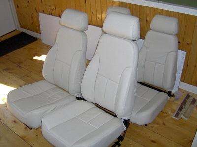 PA28-180 Seats - After