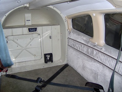 Archer Interior Before